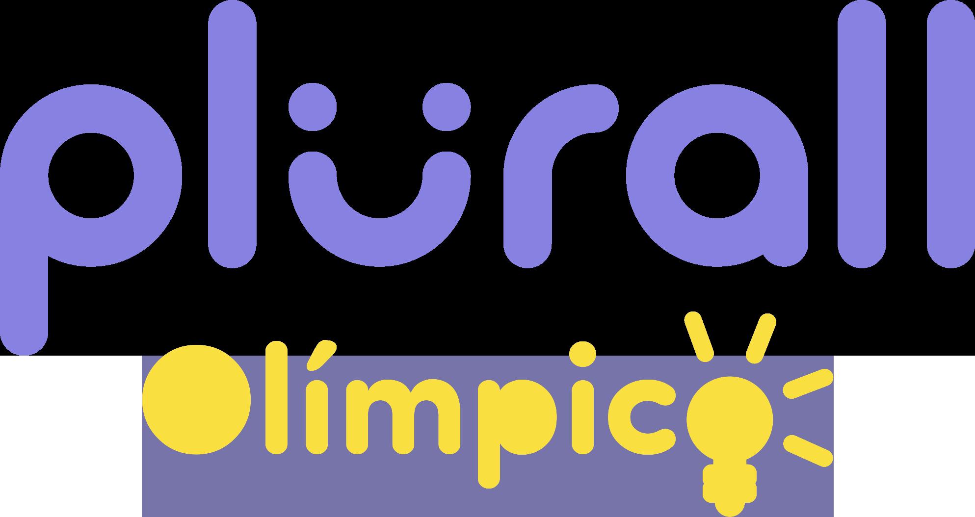 Logo Plurall Olímpico